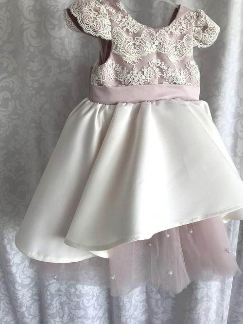 Pink Marshmallow | Baby Dress