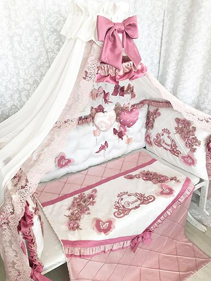 Butterlfly | Crib Bedding Set
