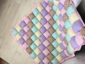 Quilt - Pompon | Quilt Design 5