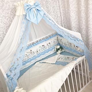 Children's Parade | Crib Bedding Set