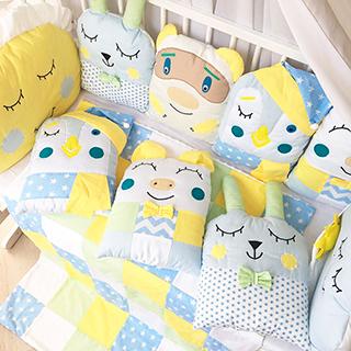 Colourful Dreams | Crib Bedding Set