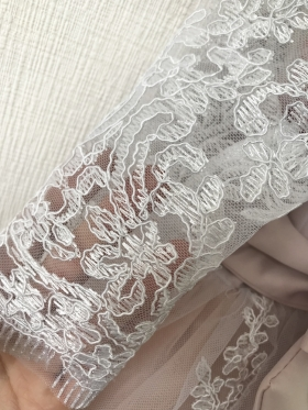 Lacy Girlish Happiness | Baby Dress
