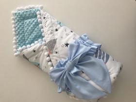 Space | Baby Blanket