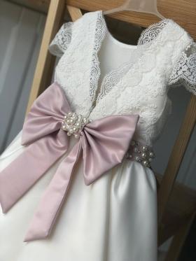 Marshmallow | Baby Dress