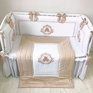 Bear | Crib Bedding Set