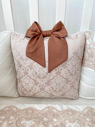 Belissimo | Crib Bedding Set