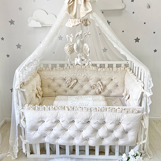 Dairy Joy | Crib Bedding Set