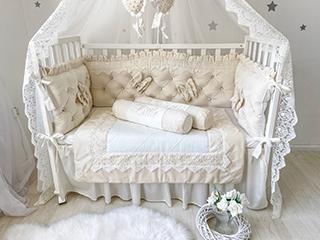 Dairy Joy | Crib Bedding Set