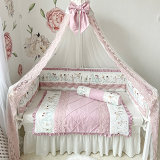 Parad | Crib Bedding Set