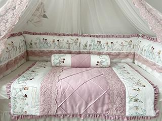 Parad | Crib Bedding Set