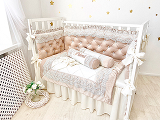 Shine | Crib Bedding Set