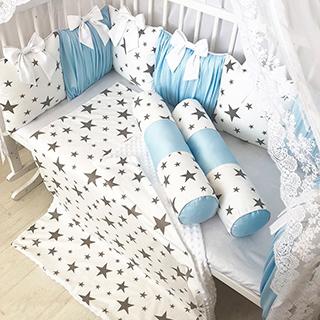 Starry Sky | Crib Bedding Set