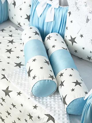 Starry Sky   Crib Bedding Set